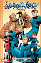 Fantastic Four and Power Pack Favorite Son TPB Vol 1 1