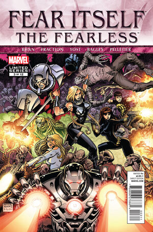 Fear Itself The Fearless Vol 1 3
