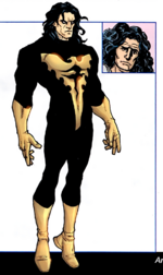 Giraud (Earth-691) from X-Men Phoenix Force Handbook Vol 1 1 0001