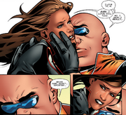 Guido Carosella (Earth-616) Monet St. Croix (Earth-616) X-Factor Vol 1 218