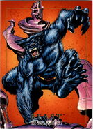 Henry McCoy (Earth-616) from Marvel Masterpieces Trading Cards 1992 0001