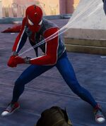 Hobart Brown (Earth-1048) from Marvel's Spider-Man (video game) 001