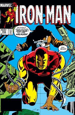 Iron Man Vol 1 183