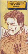 Kaine Parker (Earth-616) from Spider-Man Vol 1 61 0001