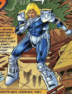 Kevin Albers (Earth-93060) from Ultraverse Exiles Vol 1 2 0001