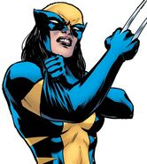 Laura Kinney (Earth-616) from All-New Wolverine Vol 1 5 001