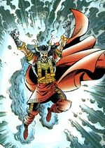 Loki Laufeyson (Earth-32659) from UltraForce Avengers Vol 1 1 001
