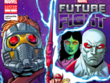 Marvel Future Fight: An Eye on the Future Vol 1 1