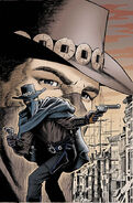 Marvel Westerns Strange Westerns Starring the Black Rider Vol 1 1 Textless