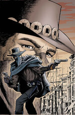 Marvel Westerns Strange Westerns Starring the Black Rider Vol 1 1 Textless