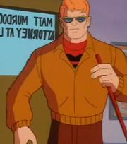 Matthew Murdock (Earth-534834) from Fantastic Four (1994 animated series) Season 2 1