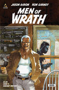 Men of Wrath Vol 1 2 Guera Variant