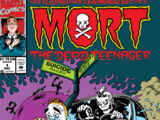 Mort the Dead Teenager Vol 1 1