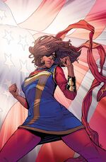 Ms. Marvel Vol 4 13 Textless