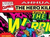 New Warriors Annual Vol 1 2