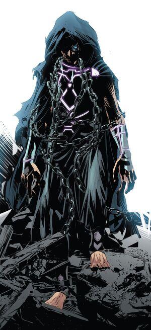 Nicholas Fury (Earth-616) from Original Sin Vol 1 8 001