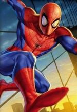 Peter Parker (Earth-TRN131) from Spider-Man Battle for New York 001