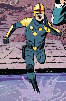Scott Adsit (Earth-616) from All-New Guardians of the Galaxy Vol 1 5 001