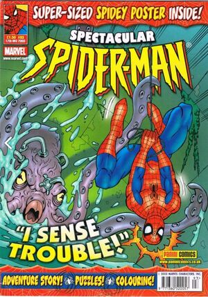 Spectacular Spider-Man (UK) Vol 1 93