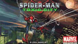 Spider-Man Toxic City