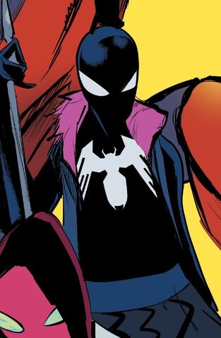 File:Spider-Woman (Kravinoff) (Earth-8) from Spider-Gwen Vol 2 18 001.jpg
