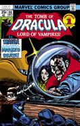 Tomb of Dracula Vol 1 66