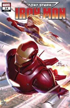 Tony Stark Iron Man Vol 1 14