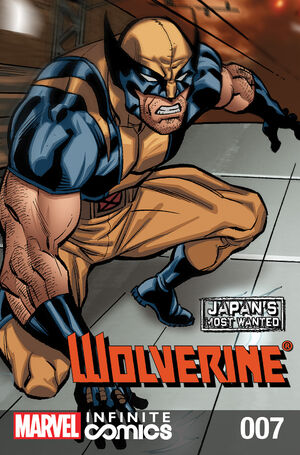 Wolverine Japan's Most Wanted Infinite Comic Vol 1 7