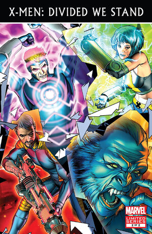 X-Men Divided We Stand Vol 1 2
