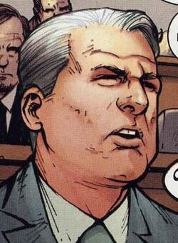 Albert Gore, Jr. (Earth-616) from Amazing Spider-Man Vol 1 683 001