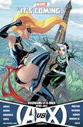 AvX Rogue vs. Ms. Marvel