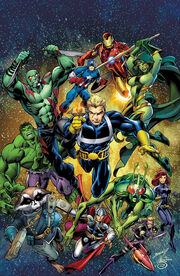 Avengers Assemble Vol 2 6 Textless
