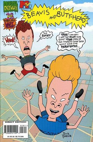 Beavis and Butthead Vol 1 28