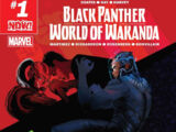 Black Panther: World of Wakanda Vol 1 1