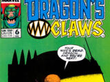 Dragon's Claws Vol 1 6