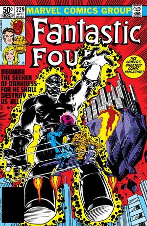 Fantastic Four Vol 1 229