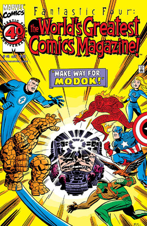 Fantastic Four World's Greatest Vol 1 4