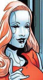 Friday Stark (Earth-616) from Tony Stark Iron Man Vol 1 2 001
