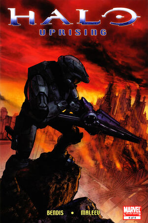 Halo Uprising Vol 1 4