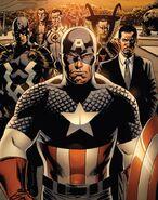 Illuminati (Earth-616) from New Avengers Vol 3 1