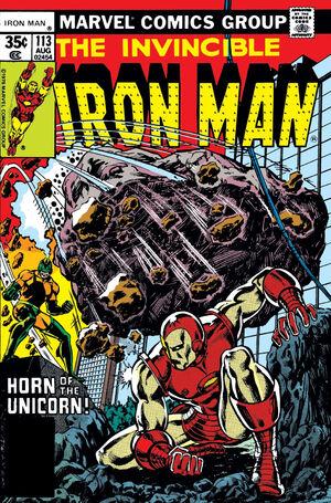 Iron Man Vol 1 113