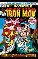 Iron Man Vol 1 54