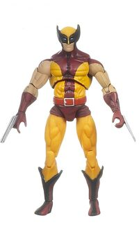 James Howlett (Earth-616) from Marvel Universe (Toys) Comic Packs Series 1 (Secret Wars 25th Anniversary) 0001