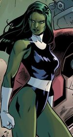Jennifer Walters (Earth-16191) from A-Force Vol 1 2 001