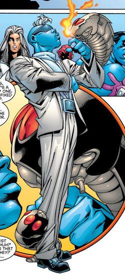 Maggott (Japheth) (Earth-616) from X-Men Vol 2 70 0001