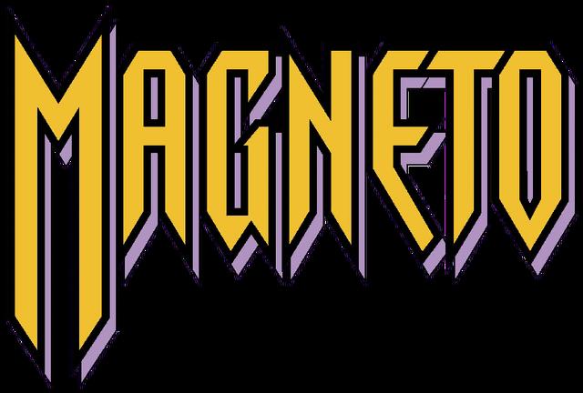 File:Magneto Vol 2 Logo.png