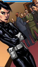 Maria Hill (Earth-2108) from What If Civil War Vol 1 1 0001