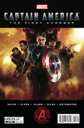 Marvel's Captain America The First Avenger Adaptation Vol 1 2