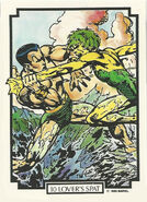 Namor McKenzie and Marrina Smallwood (Earth-616) from Best of Byrne Collection 0001