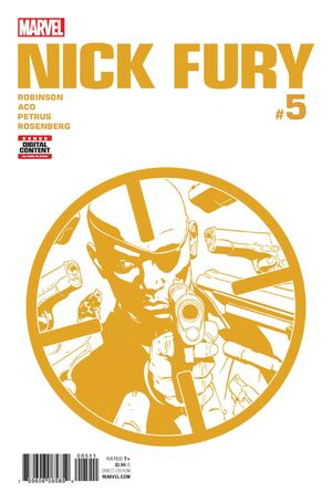 Nick Fury Vol 1 5